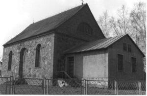 Die Kirche 1987
