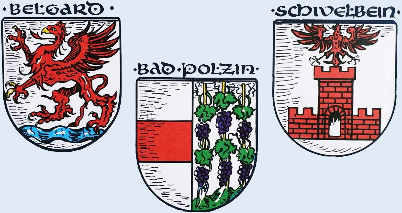 Der Kreis Belgard – Schivelbein in Pommern